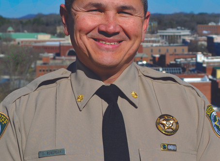 Roberson wins sheriff race