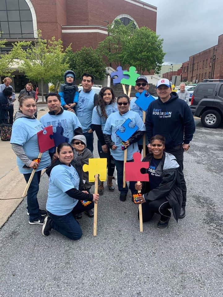 Autism Awareness Walk