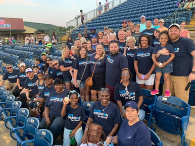 Rome Braves With Dave