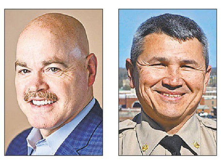 Caldwell & Roberson to extend race for Floyd County Sheriff