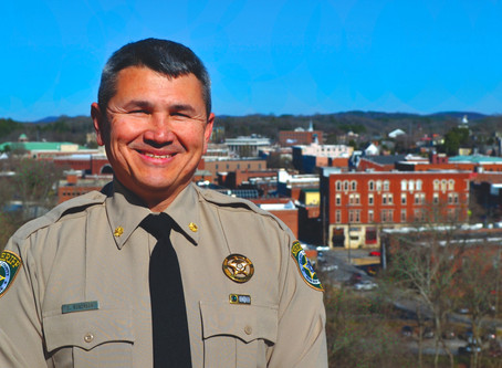 Sheriff's race finalists collect nearly $200,000 so far