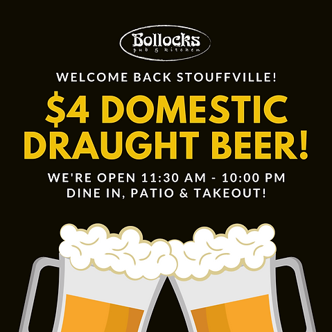$4 domestic draught beer!.png