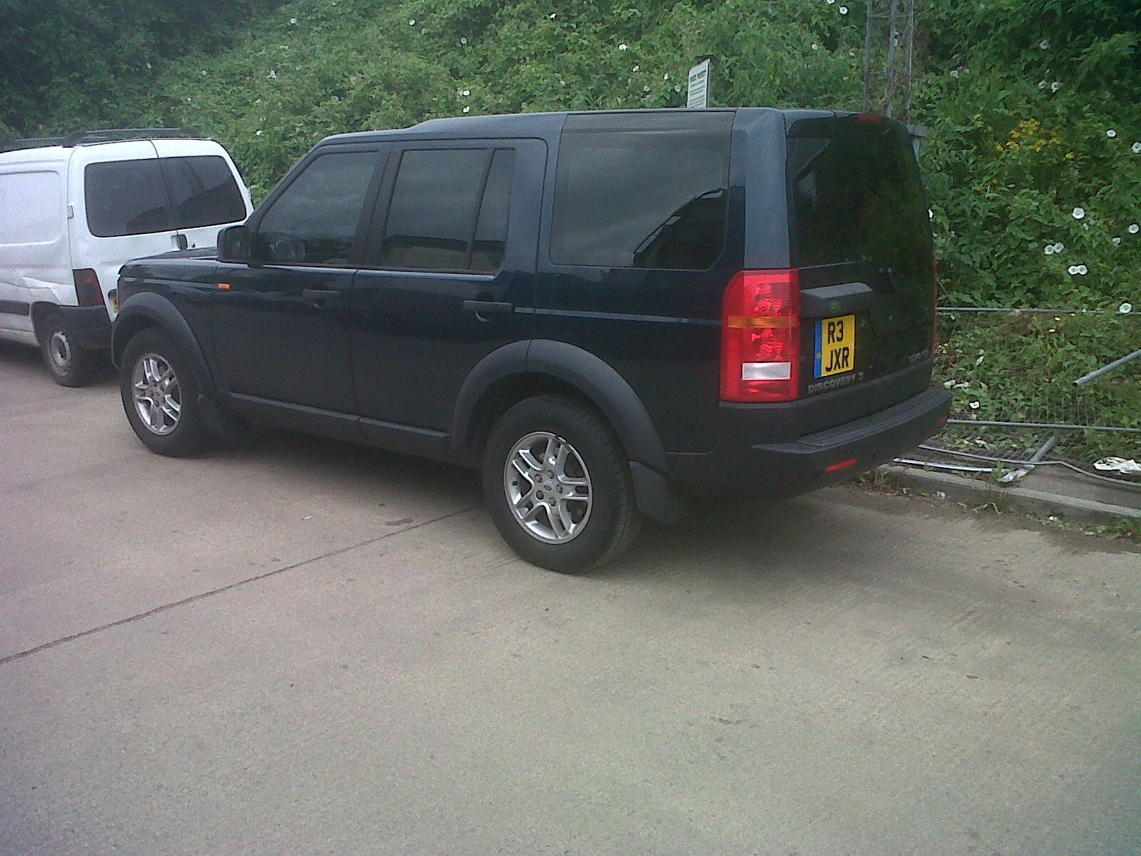 #discovery #4x4 #landy #farm #windowtints #hammersmith