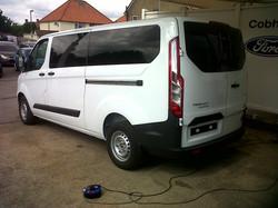 #customvan #ford #fordvan #fordtransit #transitcustom