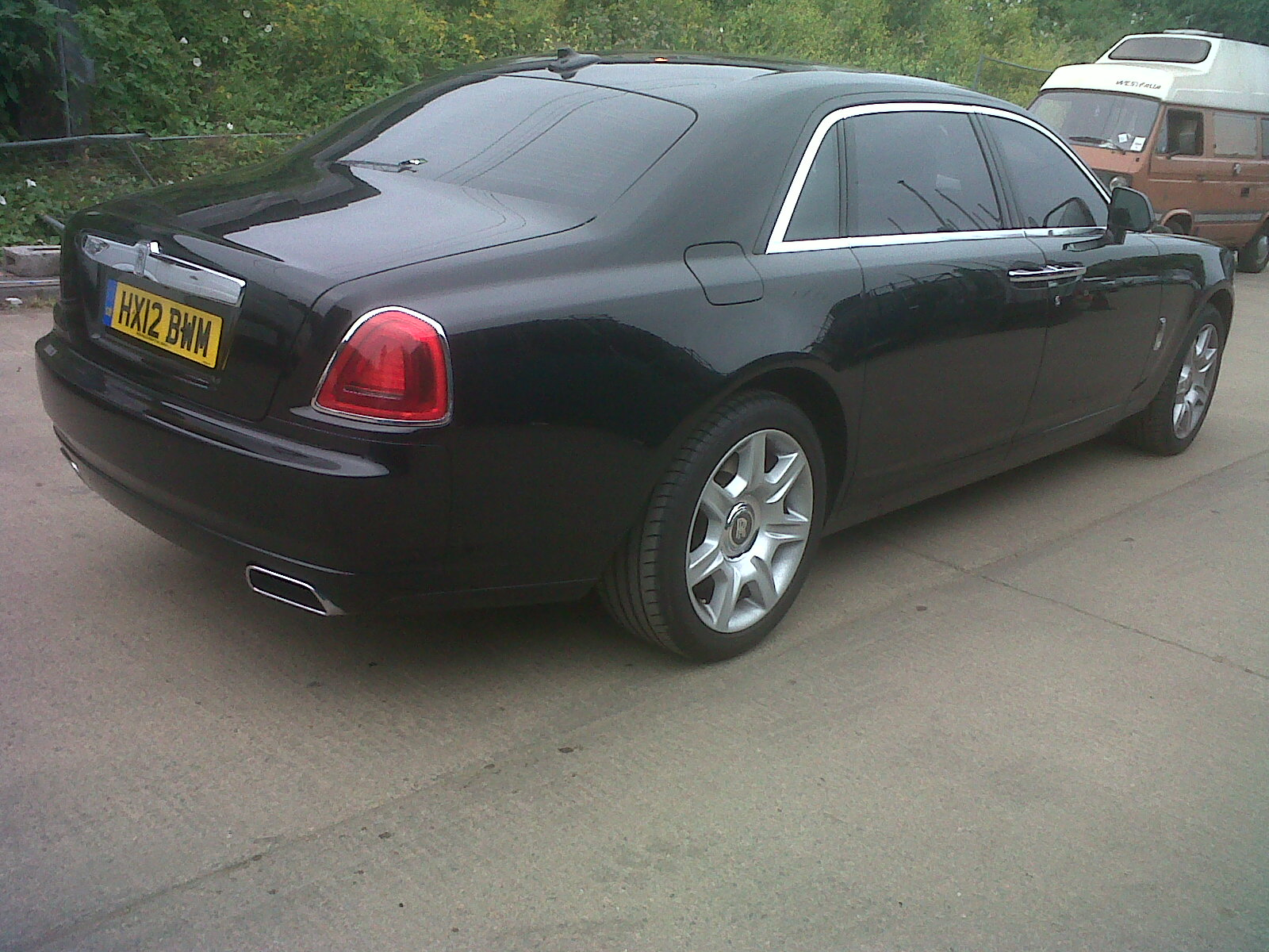 #rollsroyce #heathrow #driver #cartints #uber