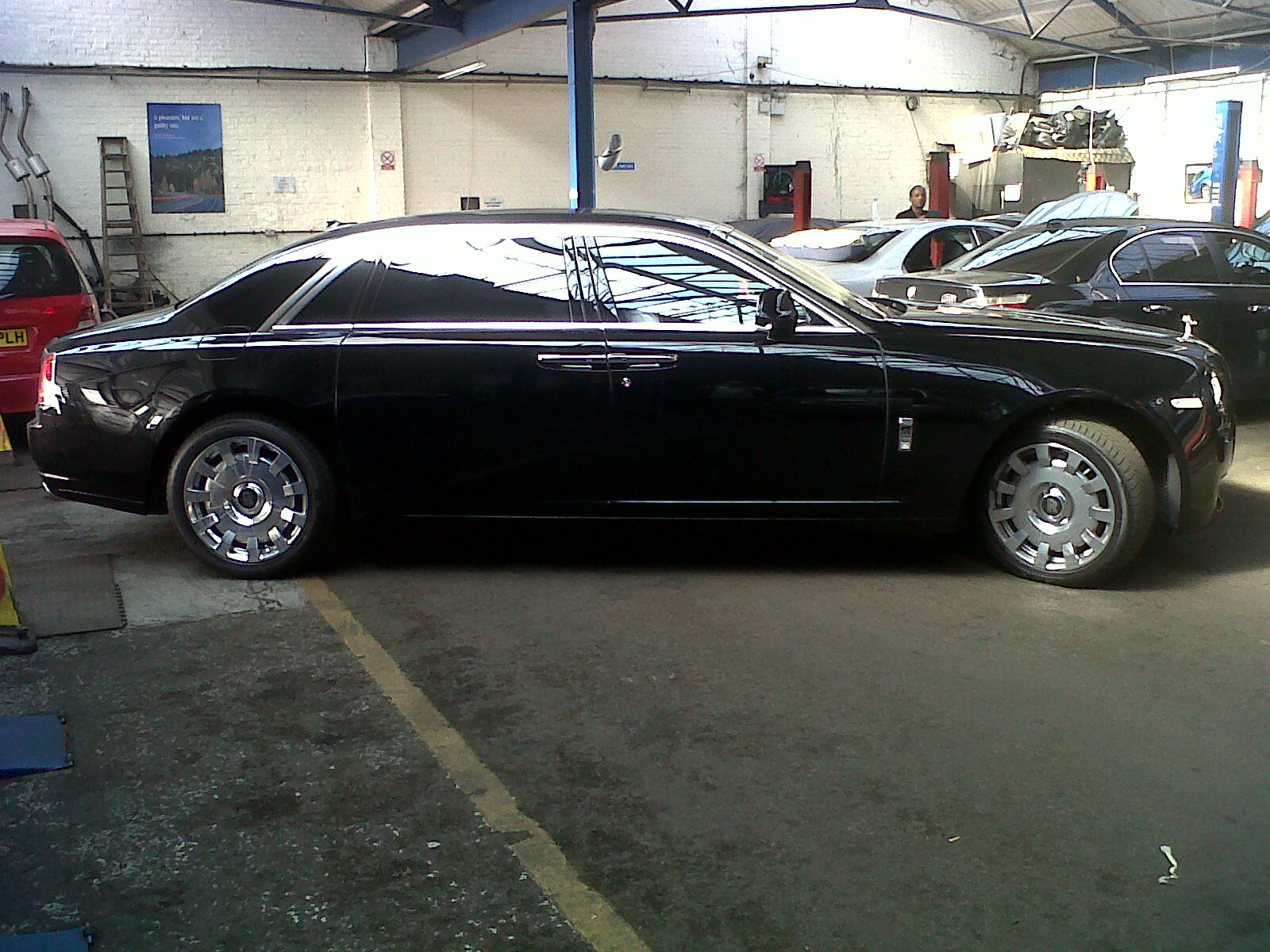 #luxurycar #rollsroyce #carwindowtinting #ladbrokegrove #westlondon