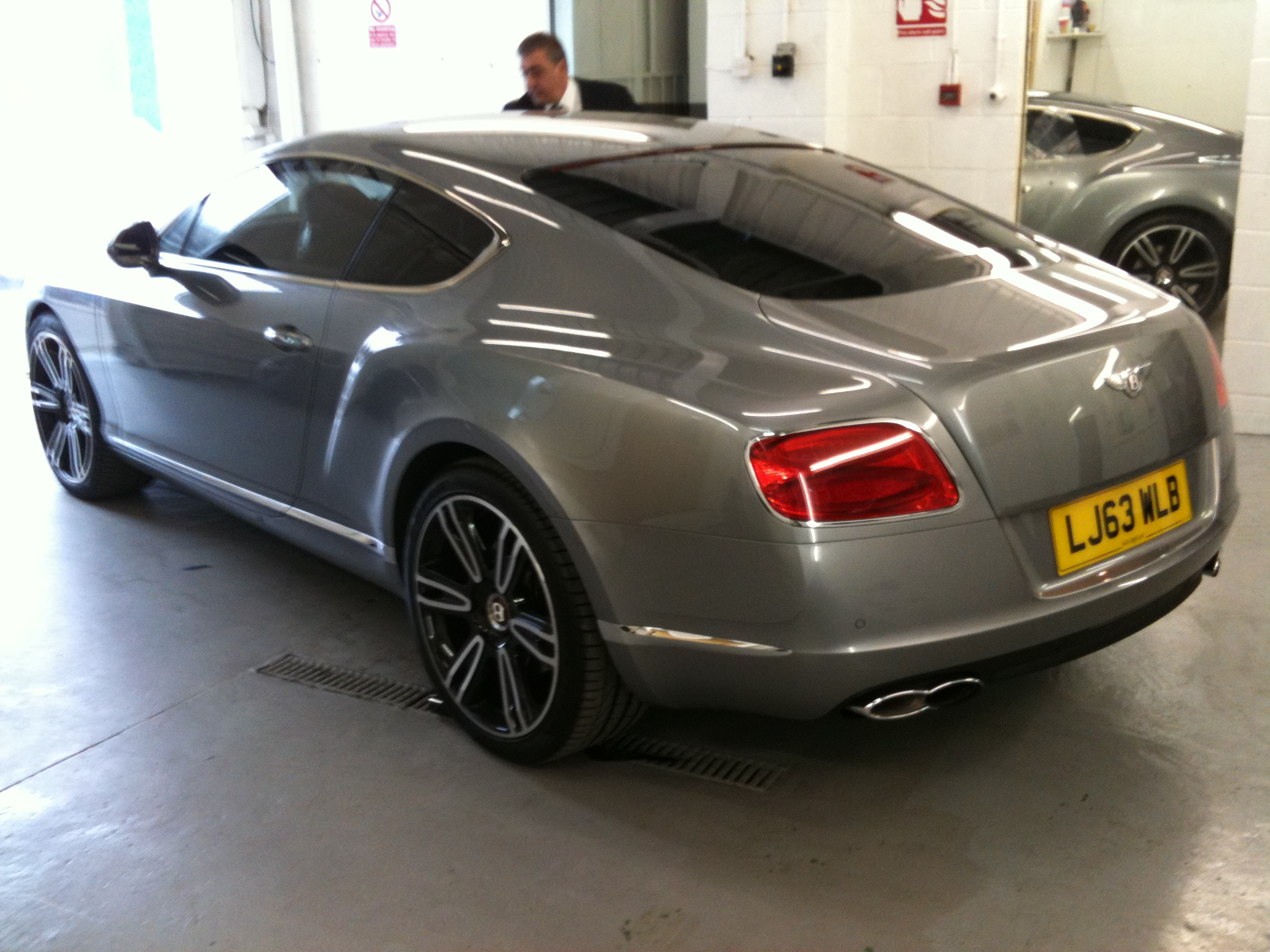 #bentley #cartinting #windowtinting