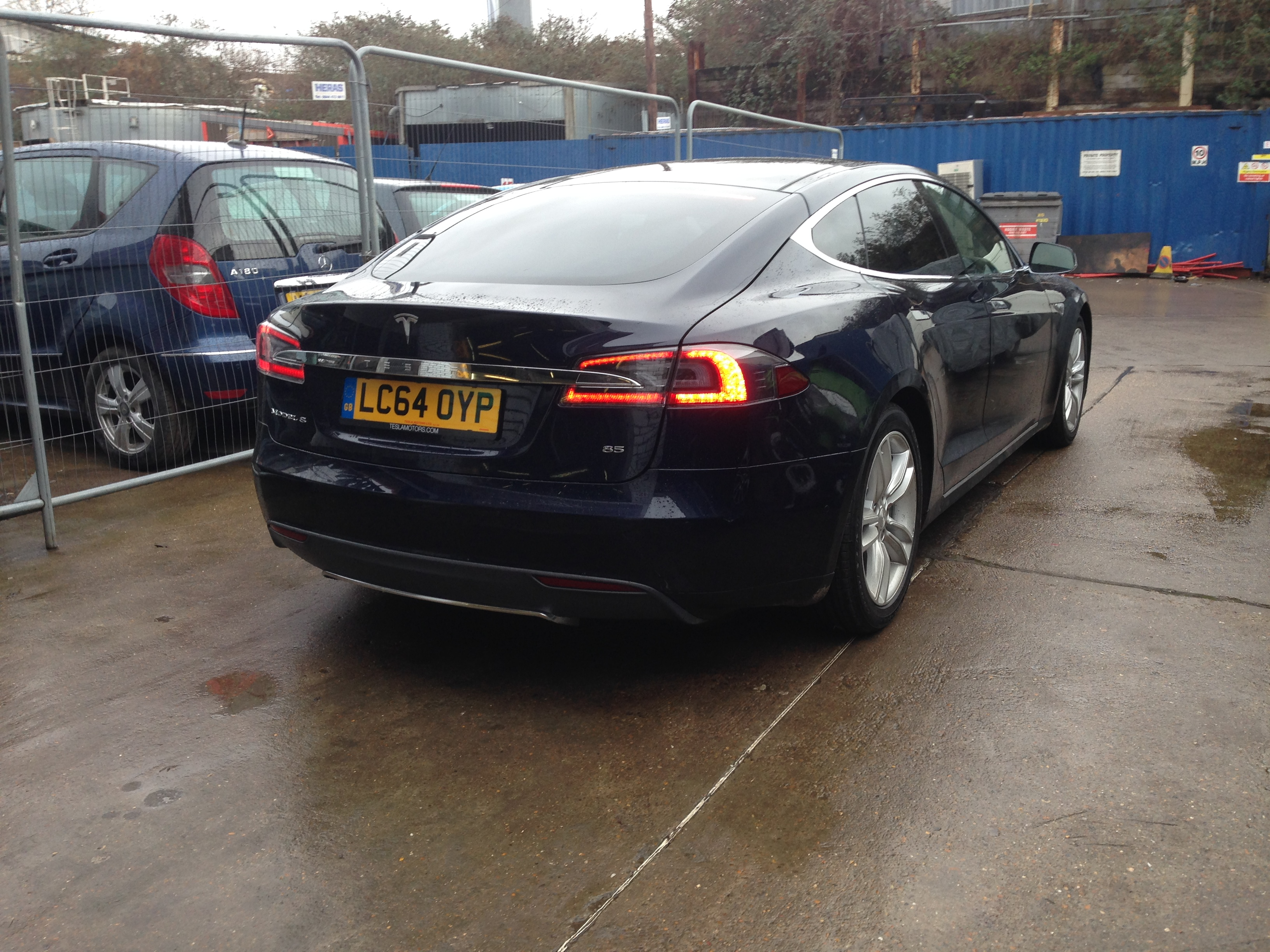 #telsa #electriccar #car #windowtints #windowtintinglondon