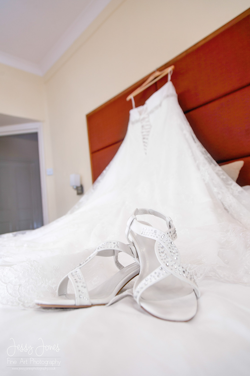 White Hart Hotel Boston Wedding