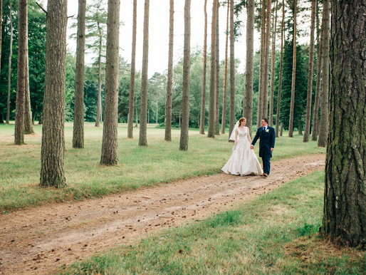 Forest Pines, Gainsborough Wedding - Chris & Tara