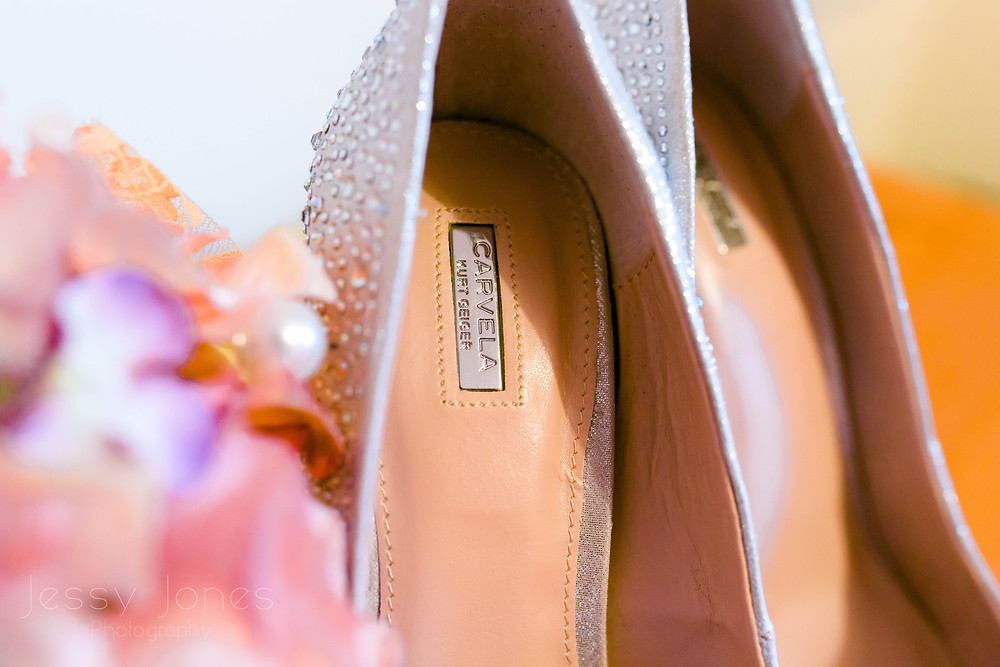 Carvella wedding shoes