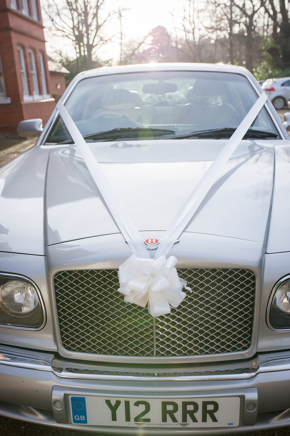 Bentley Wedding Car Details