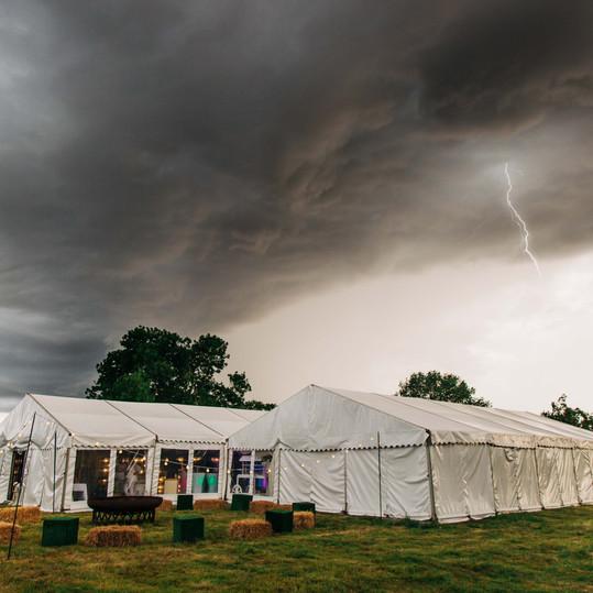 Rainy-Wedding-Lincolnshire-field