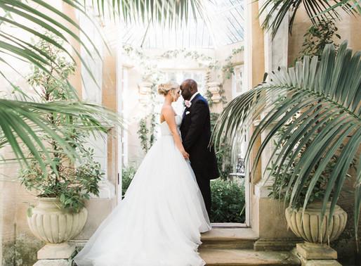 Samantha & John - Harlaxton Manor Wedding