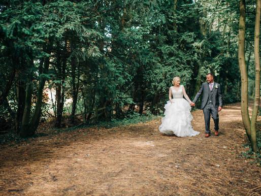 Lyndsey & Adam - Dower House Hotel Wedding