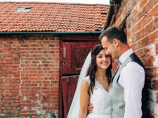 Stunning Lincolnshire Wedding - Emily & Jeremy