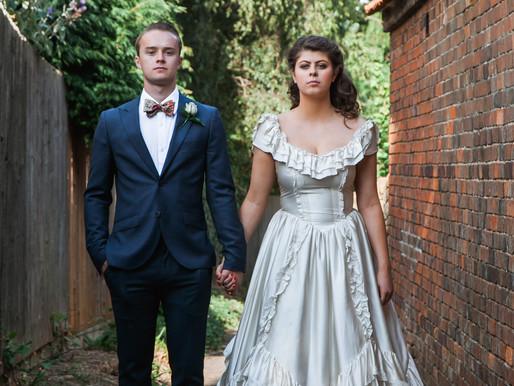 A Theatrical Wedding