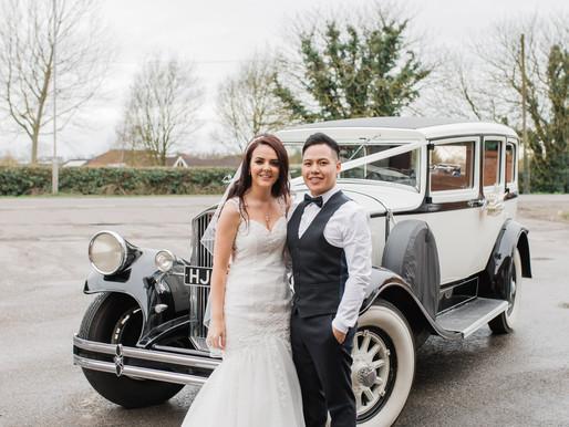 Abbie & John - Boston Lincolnshire Wedding