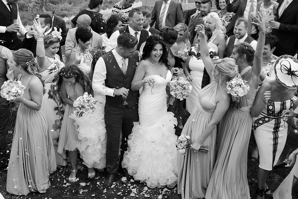 Wedding confet