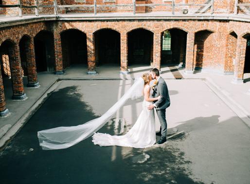 Tattershall Castle Wedding - Pip & Lee