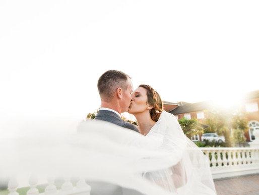Hollie & Joe - Southview Leisure Park Wedding, Skegness