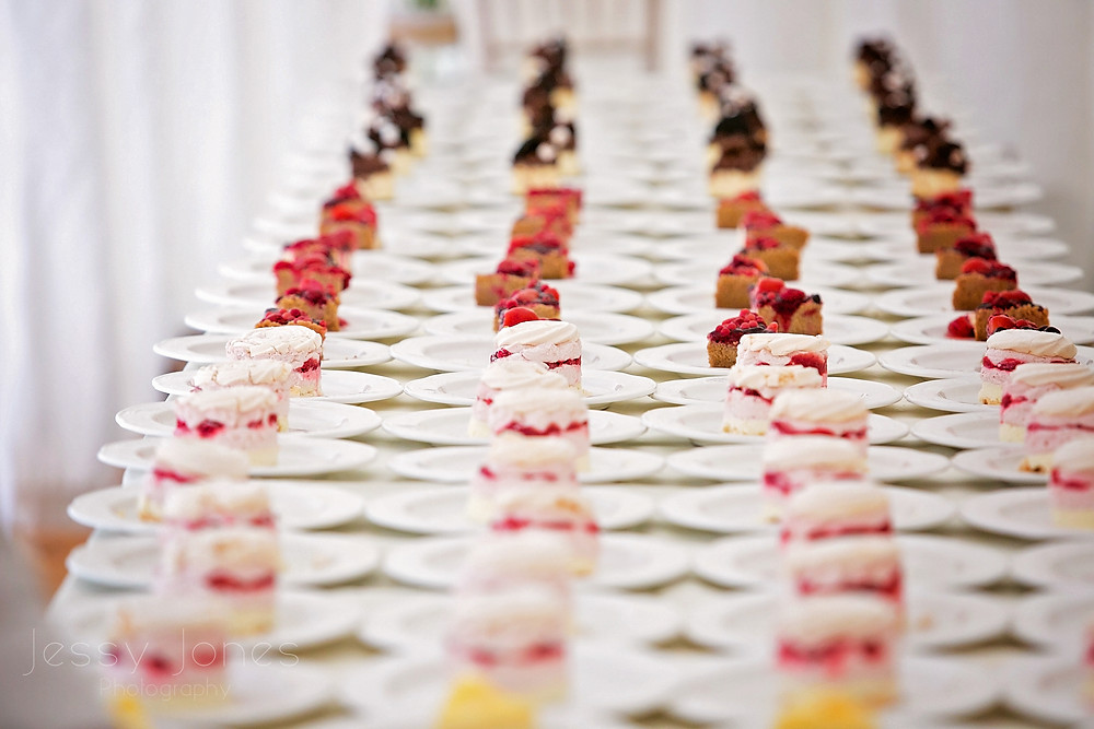 Wedding Deserts Lincolnshire