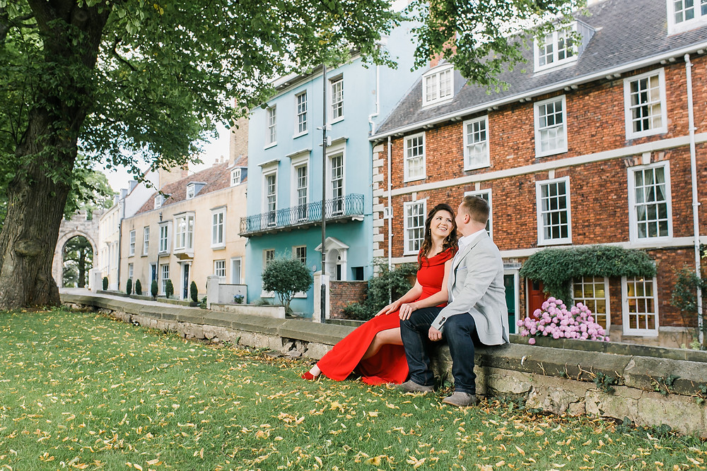 Lincoln Engagement Photoshoot with Jessy Jones Photography