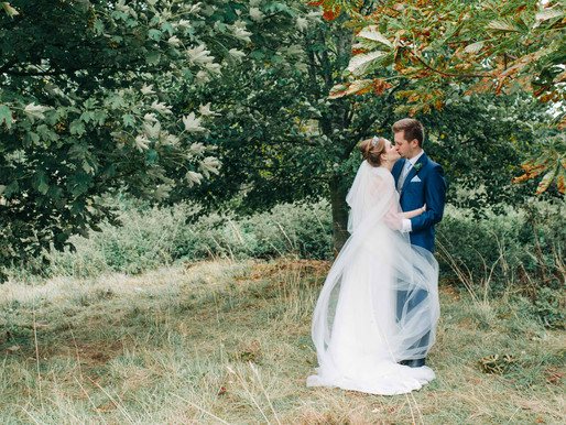 Emma & Ross - Beautiful Stamford Wedding with a Danish twist