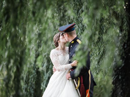 Jared & Hannah - Woodhall Abbey Wedding Lincolnshire