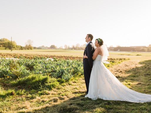 The Lincolnshire Wedding of Shona & Dan