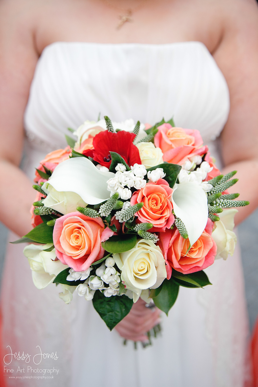 White Hart Hotel Boston Wedding