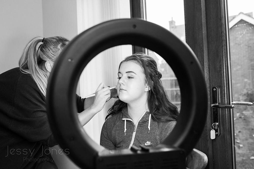 Marie Forinton Makeup