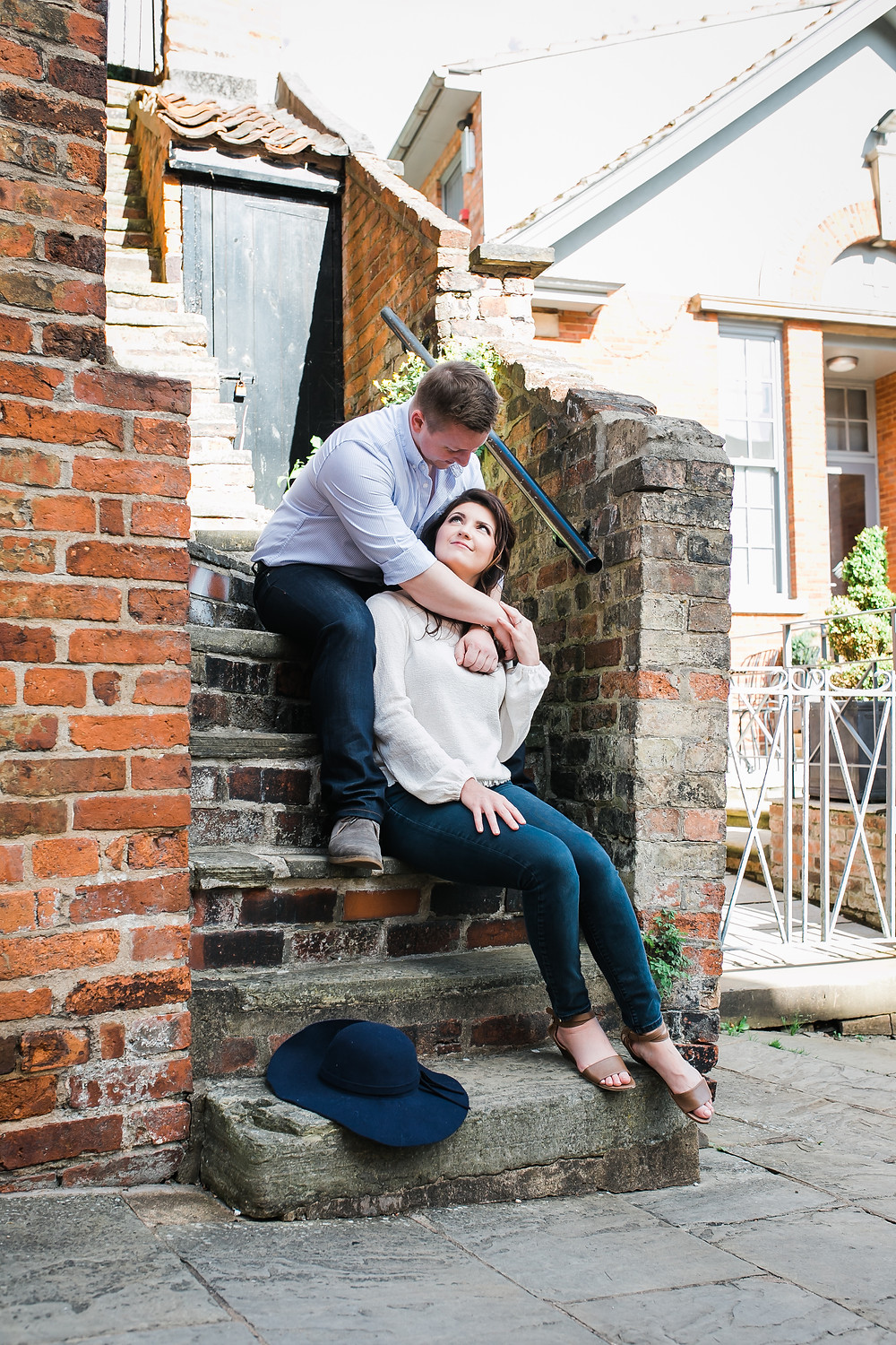 Lincoln Engagement Photoshoot