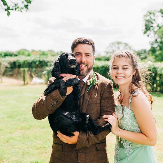 wedding-dog