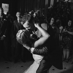 first-kiss-stoke-rotchford-wedding
