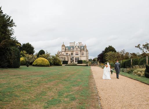 Doug & Jodie - Stoke Rotchford Hall Wedding