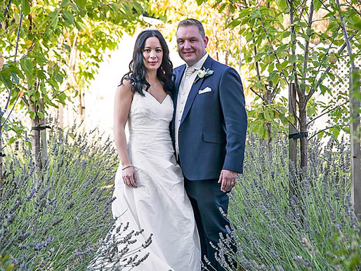 THE VICARAGE BOUTIQUE HOTEL, SOUTHWELL, NOTTINGHAM WEDDING - NICK & AIMI