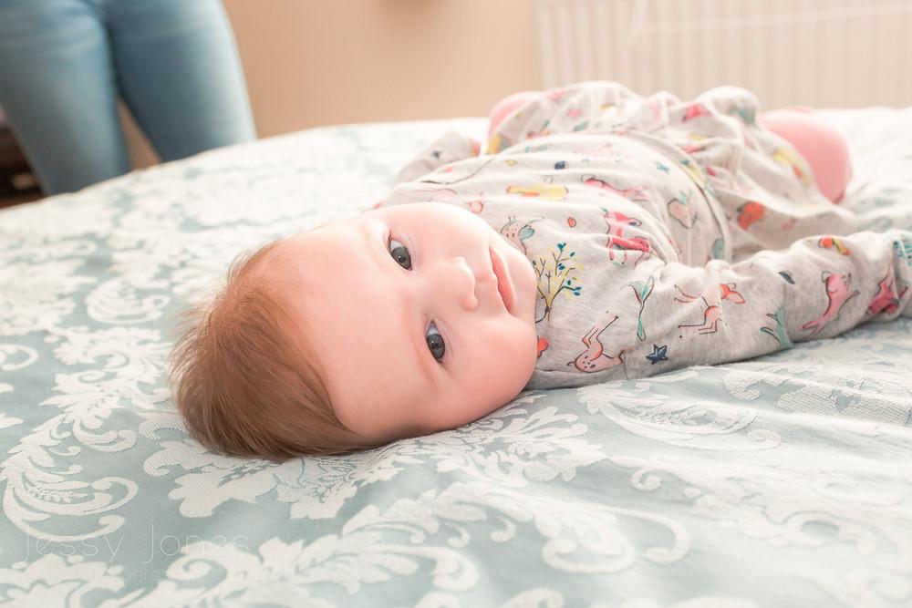 Newborn Lifestyle Photoshoot Lincolnshire