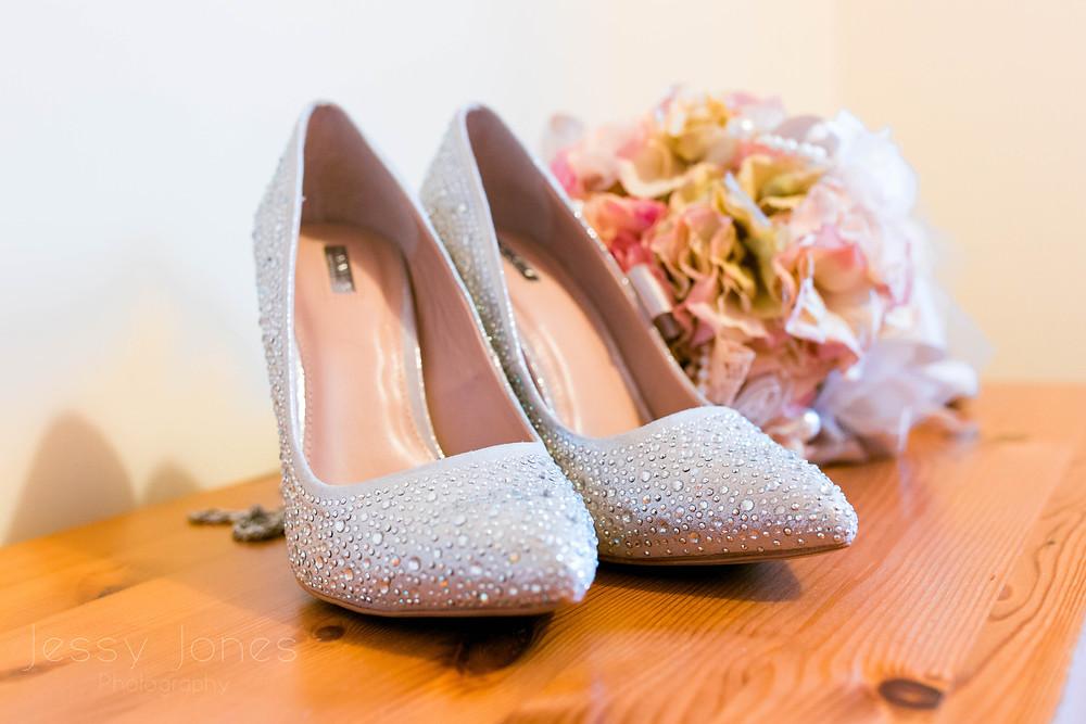 Carmella wedding shoes