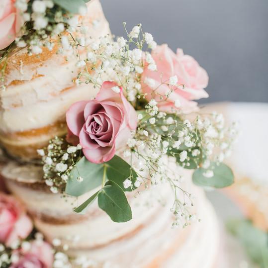 pink-floral-wedding-naked-cake