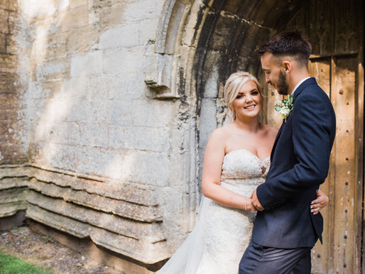 Sophie & Dan - Lincolnshire Wedding