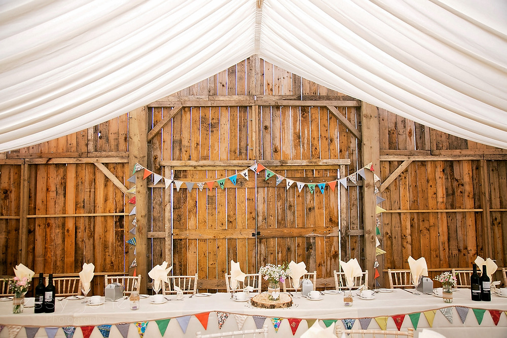 Barn Wedding Lincolnshire