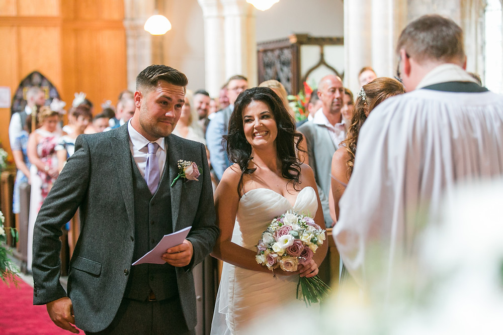 Fishtoft Church Wedding