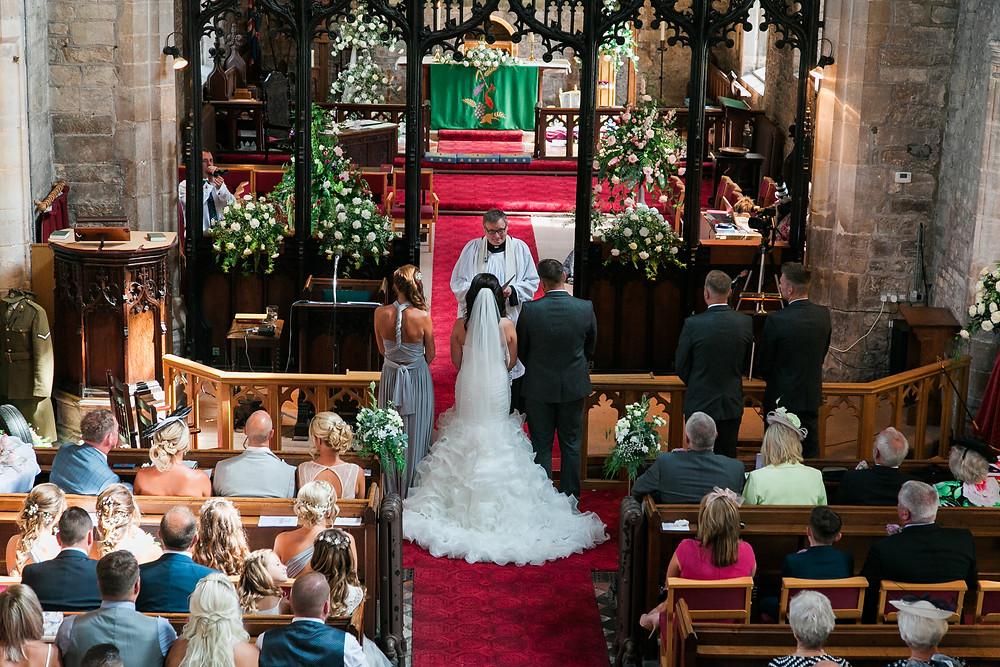 Fishtoft Church Wedding