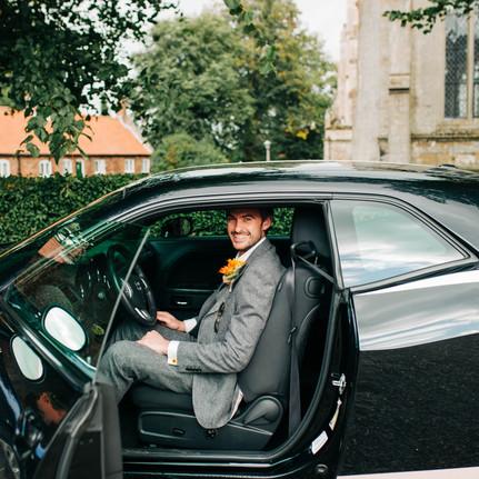 dodge-charger-wedding-groom