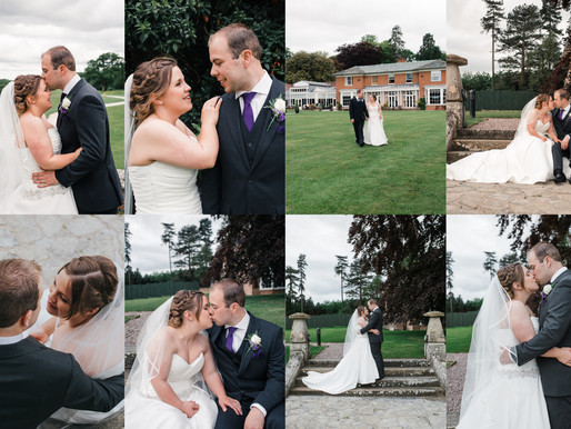 Kenwick Park Louth Wedding - Lucy & Jason