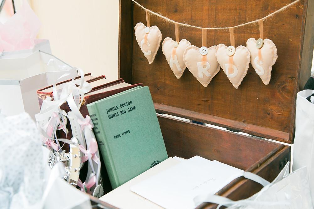 Orton Hall Wedding