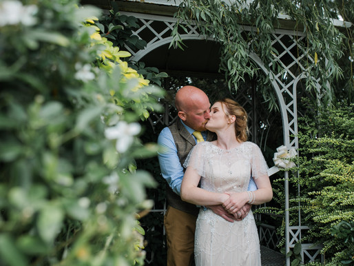 Homemade lemon and lime wedding day at The Poachers - Rachel & David - Lincolnshire Wedding