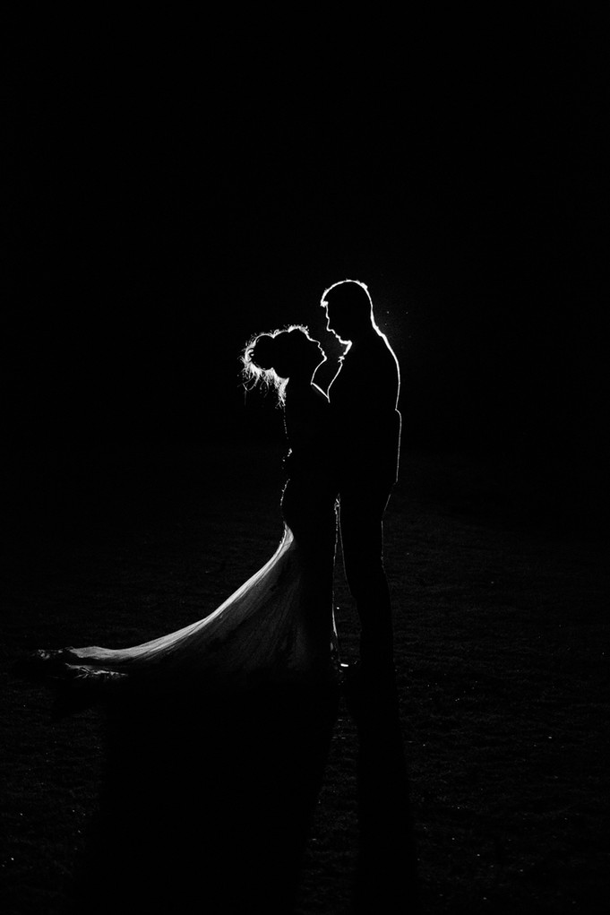 sillouette-wedding-Photography