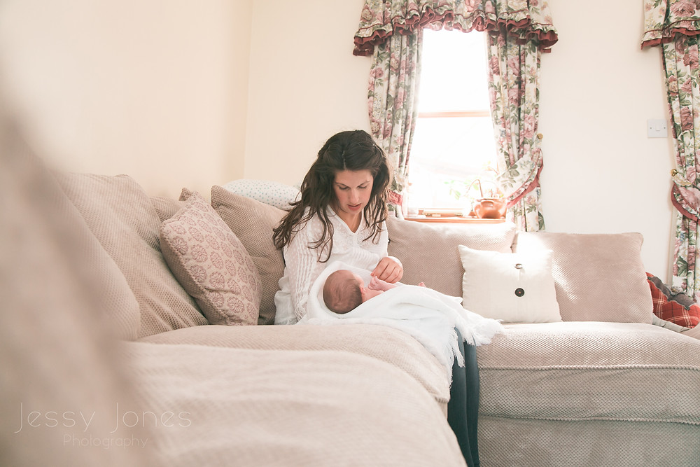 Newborn Photographer Lincoln